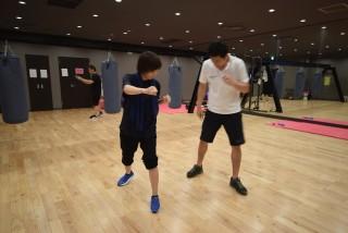 超インドア人間がボクシングデビュー!?(その1) もしドク宮崎2015年7・8月号